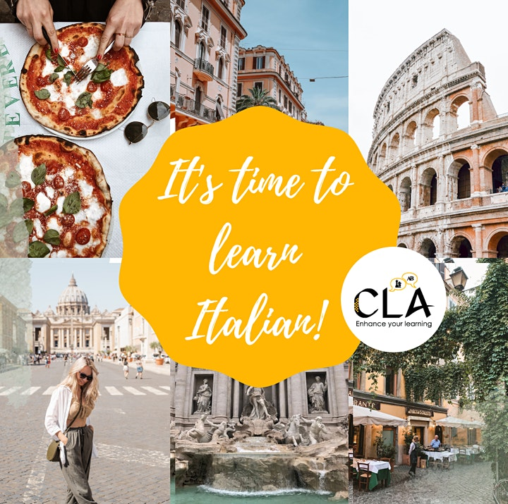 Online Italian Small Group Classes image