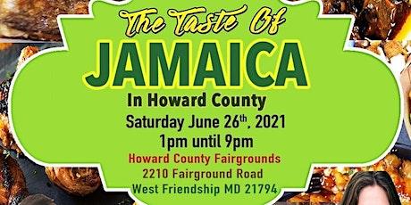 TASTE OF JAMAICA tickets