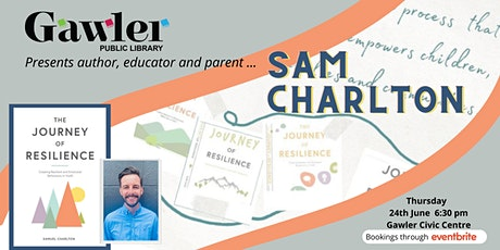 Author Talk: Sam Charlton - Journey of Resilience tickets