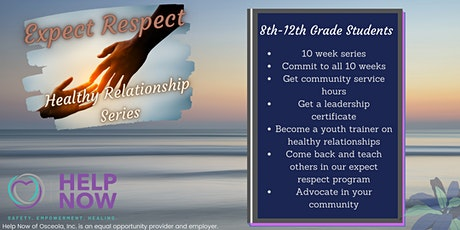 Expect Respect - Healthy Relationship Series tickets