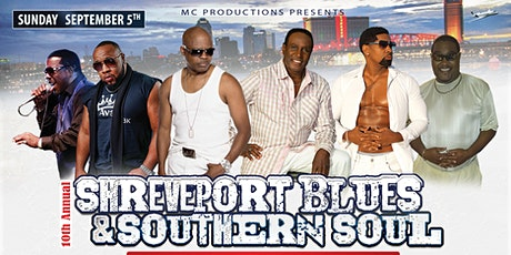 10th Annual Shreveport Blues & Southern Soul tickets