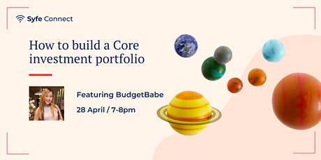 How to build a Core Investment portfolio tickets