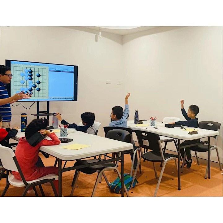 Kids Beginner Level Go Class (1.5hours) Chatswood image