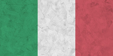 Italian Classes - Maryborough Library tickets