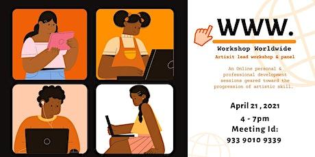 Workshop Worldwide tickets