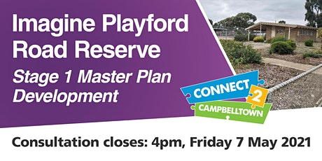Playford Road Reserve Talking Point tickets