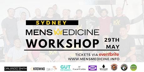 Mens Medicine | Sydney | Mens Workshop tickets