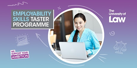 Employability Skills Taster Programme tickets