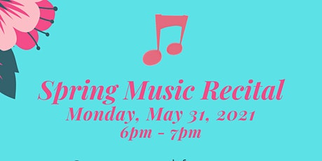 Spring Music Recital tickets