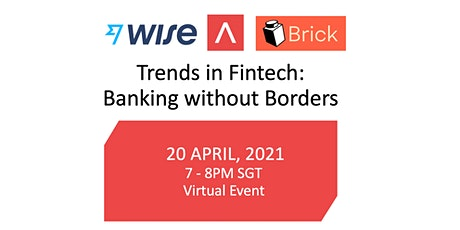 Trends in Fintech: Banking without Borders tickets