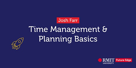 Time Management and Planning Basics tickets