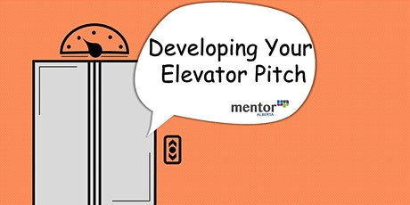 Developing Your Elevator Pitch entradas