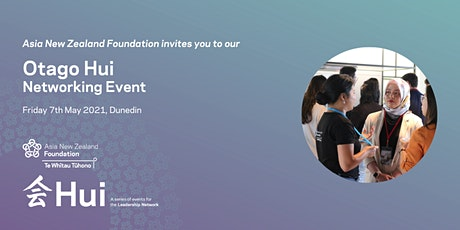 Looking back to move forward: Asia New Zealand Foundation tickets