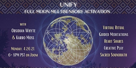 UNIFY: Full Moon Activation Circle tickets