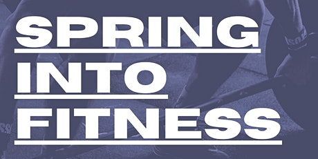 NOBLE Spring Into Fitness tickets