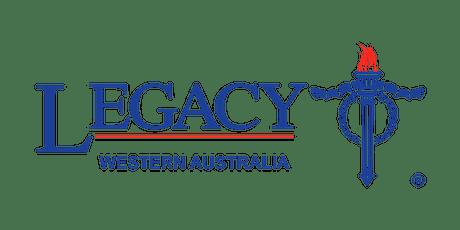Legacy WA Fellowship tickets