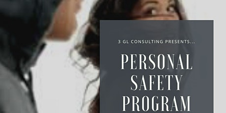 PERSONAL SAFETY PROGRAM + BOOK LAUNCH! tickets