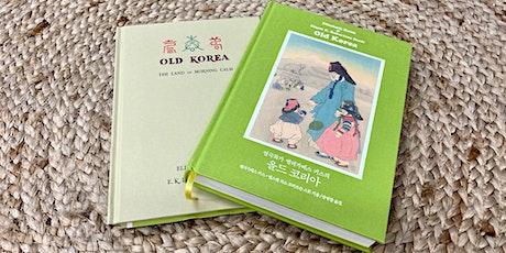 Korean Book Club tickets