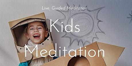 Kids Meditation (Free Online Meditation) biglietti