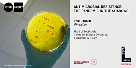 Antimicrobial Resistance: The Pandemic in the Shadows | Lecture & Tutorial tickets