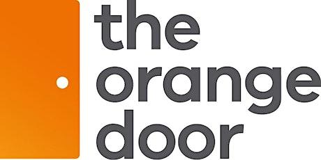The Orange Door Loddon Information Evening tickets