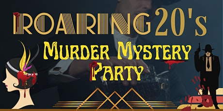 Roaring 20's Murder Mystery Party tickets