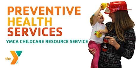 Salud y Seguridad Preventiva (PHS) entradas