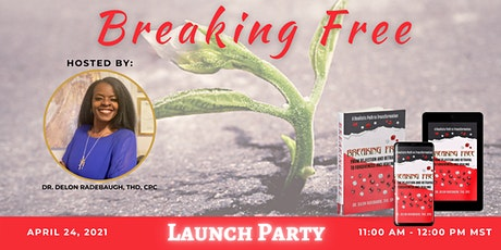 Breaking Free Book Launch tickets