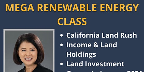 MEGA RENEWABLE ENERGY CLASS tickets