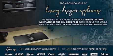 Around The World Night - Miele Experience 6:30PM Session tickets