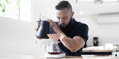 Carlos Escobar presents his Brewers Cup winning brew - Gold Coast tickets