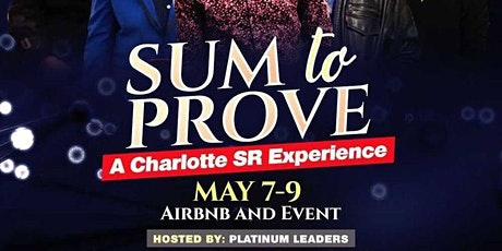 SUM TO PROVE: Stocks Rising Charlotte Experience tickets