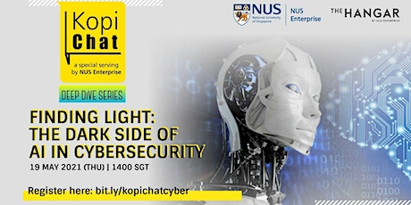 Kopi Chat Deep Dive: Finding Light - The Dark Side of AI in Cybersecurity tickets