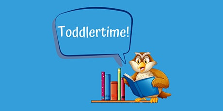Toddlertime - Hub Library tickets