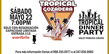 Tropical Gozadera - New Jersey tickets
