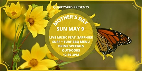 Mother's Day BBQ + Classic Rock feat. Sapphire tickets