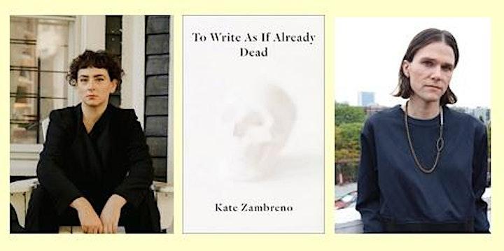 Kate Zambreno in conversation with T Fleischmann image