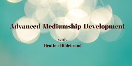 Advanced Mediumship Development tickets