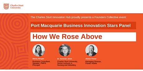 Port Macquarie Business Innovation Stars: How We Rose Above tickets