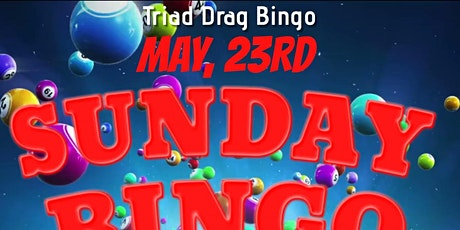 Triad Drag Bingo tickets