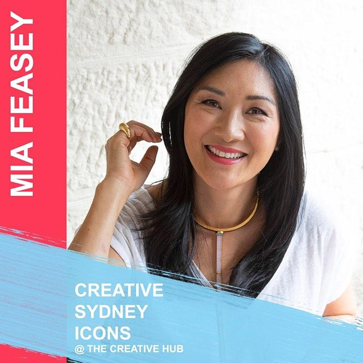 CREATIVE SYDNEY ICONS...In Conversation: Breaking Through Old Stereotypes image