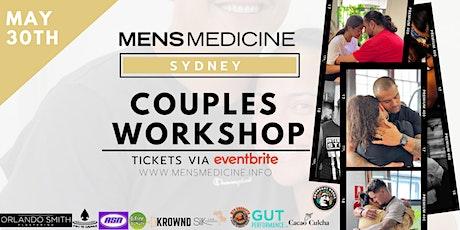 Mens Medicine | Sydney | Couples Workshop tickets