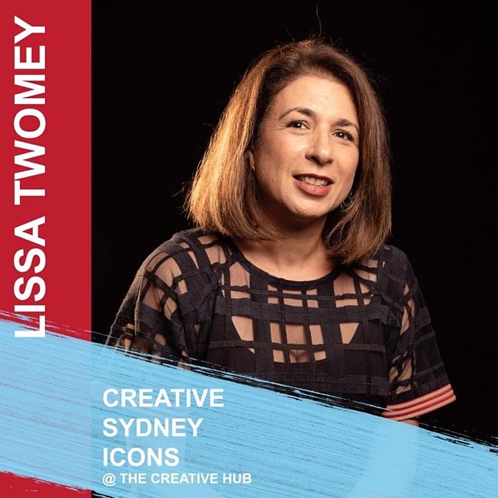 CREATIVE SYDNEY ICONS...In Conversation: Show Stoppers image