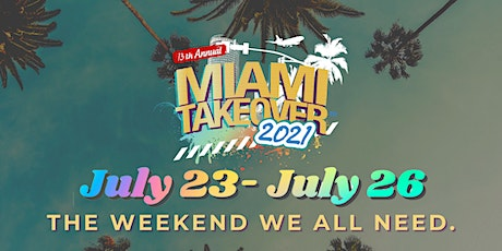 MTO2021: Weekend Party Pass tickets