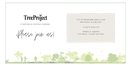 TreeProject's Shin-Dig tickets