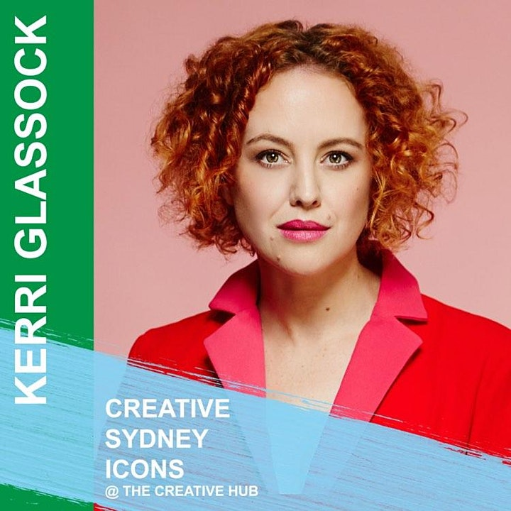 CREATIVE SYDNEY ICONS...In Conversation: Iconic Power Festivals image