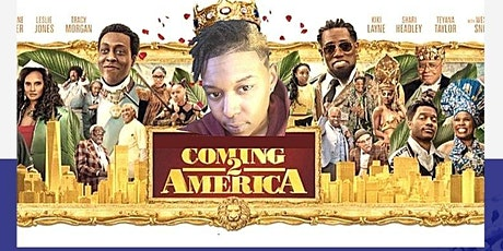 Icon's 40th Coming 2 America Style. tickets