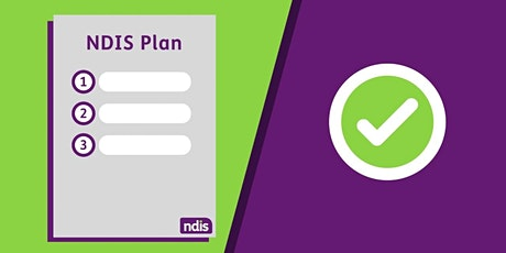 Using Your NDIS Plan - Information Session tickets