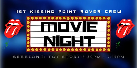 1st Kissing Point Rovers Movie Night - Session 1 tickets