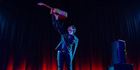 Daniel Champagne LIVE at Kuaotunu Hall (7pm) tickets